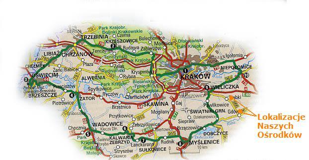 Noclegi Pracownicze W Okolicach Krakowa I Wieliczki Nasza